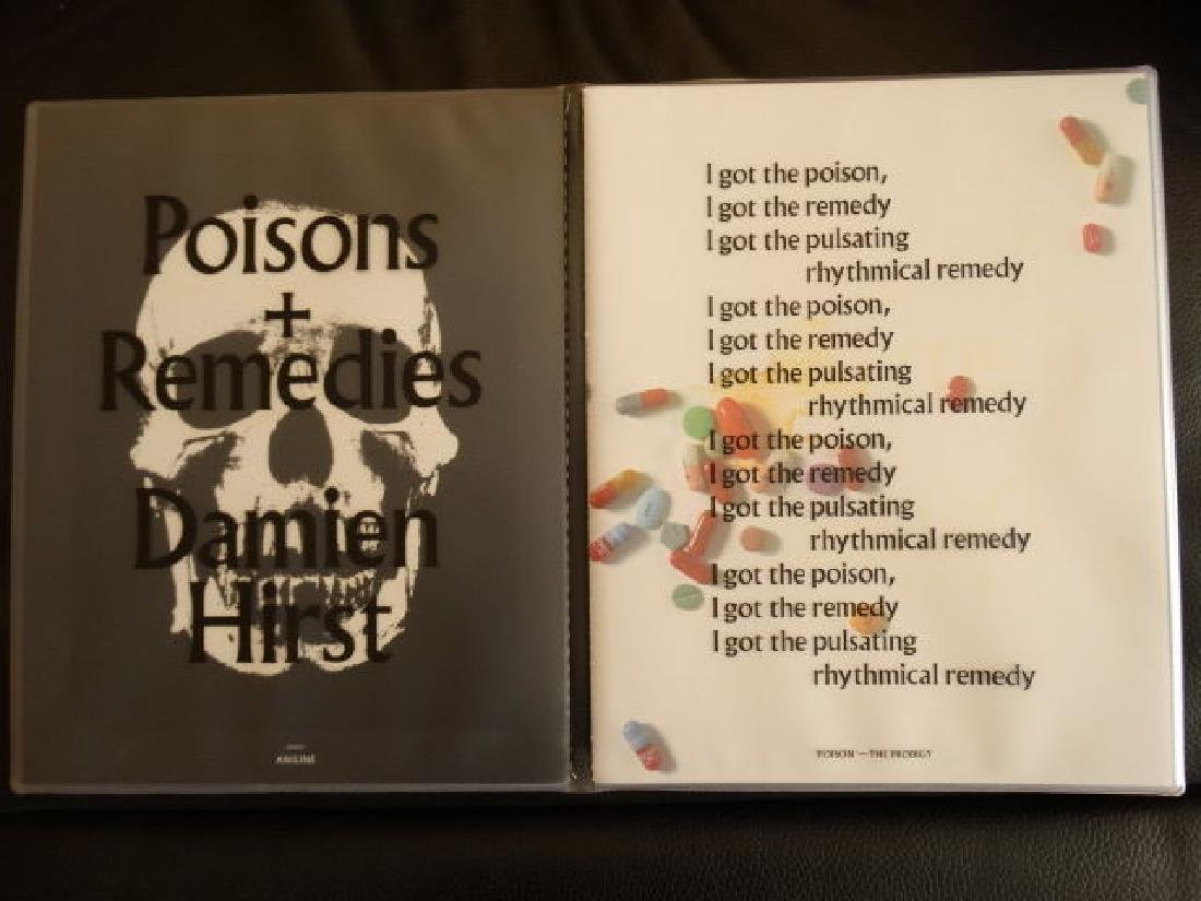 Damien Hirst - Poisons and Remedies – 2010 - 6