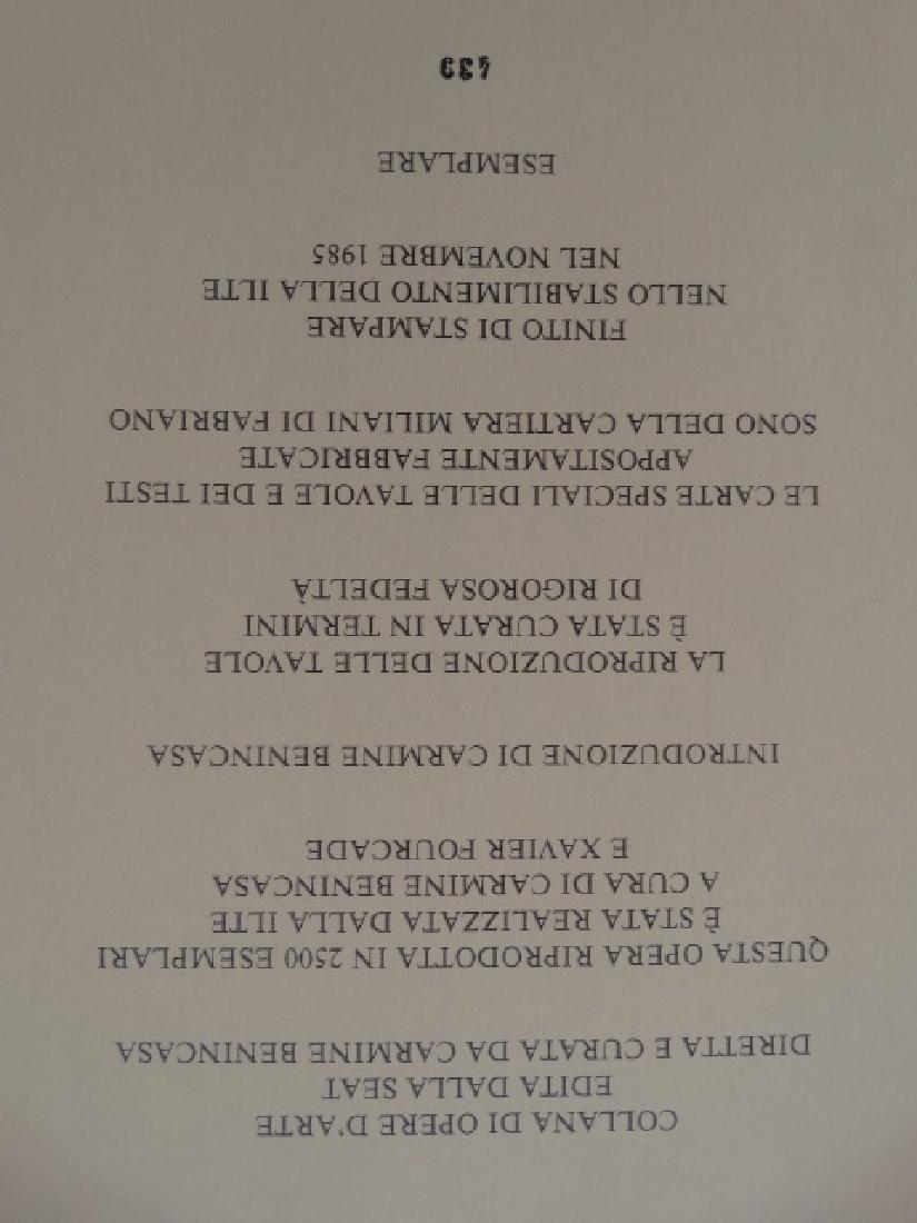Willem de Kooning - Untitled, 1985+Justification - 5