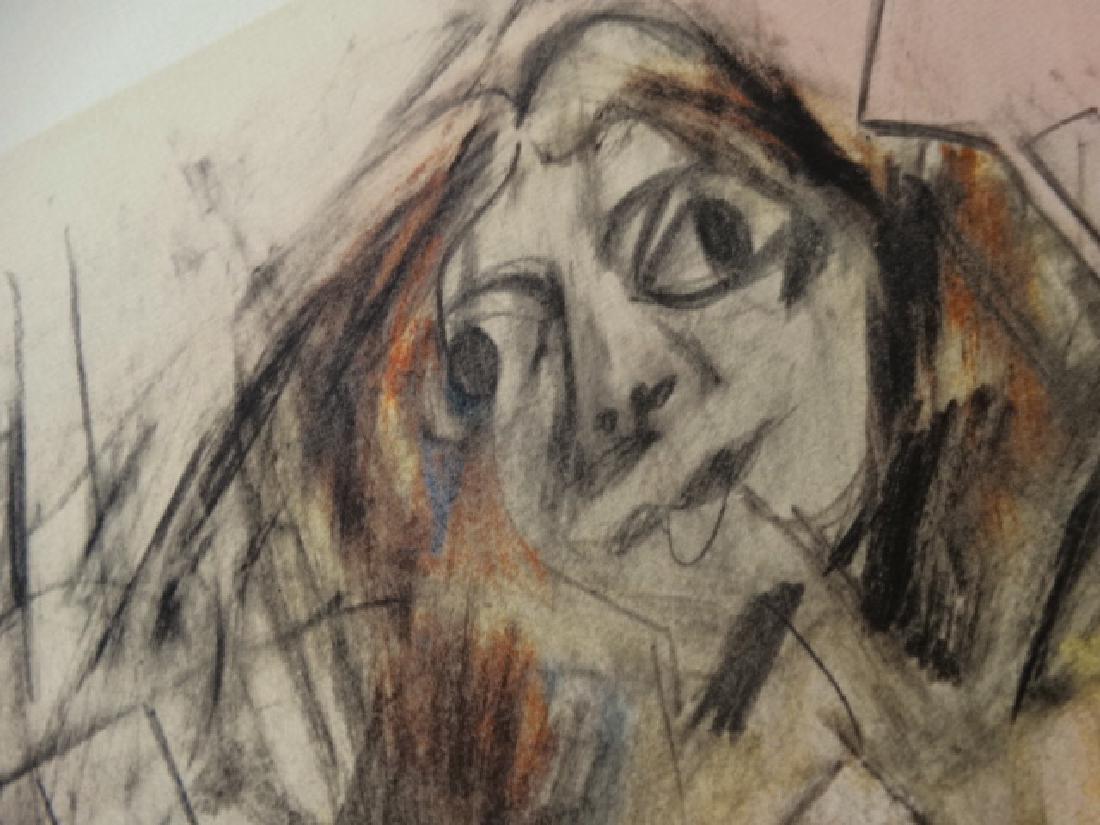 Willem de Kooning - Untitled, 1985+Justification - 7