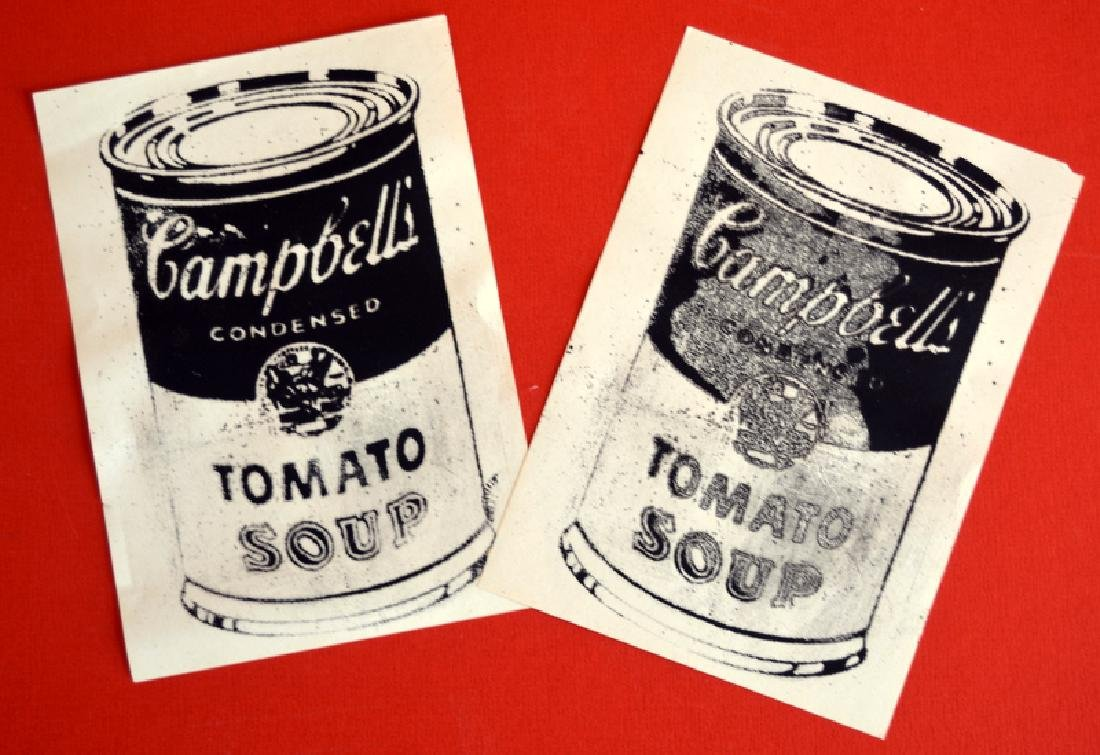 Andy Warhol Campbells 2