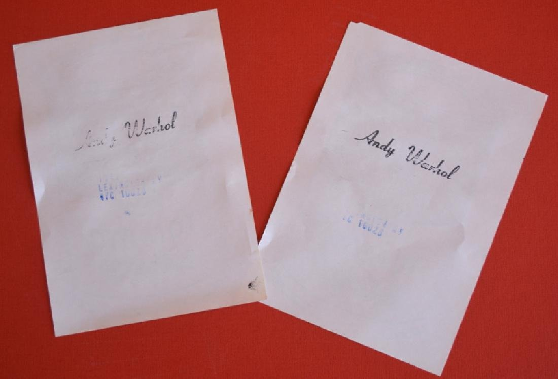 Andy Warhol Campbells 2 - 2