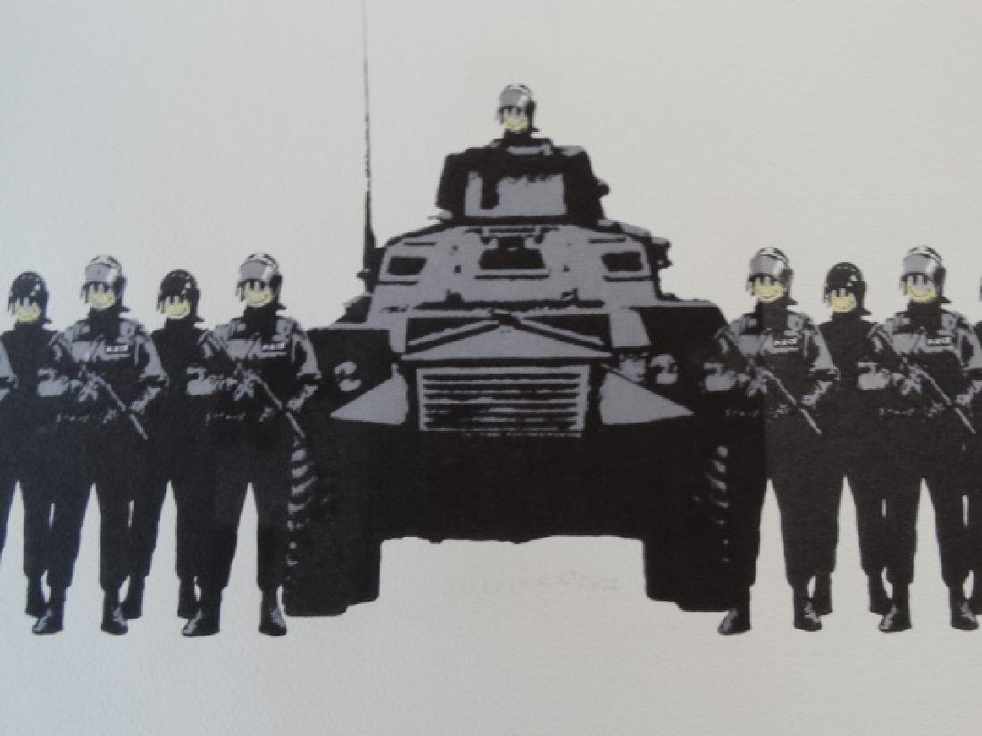 BANKSY, Lithography - 6