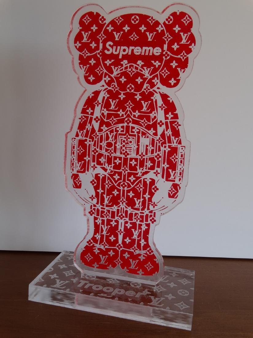 KAWS Supreme Louis Vuitton Stormtrooper