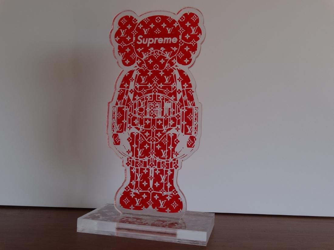 KAWS Supreme Louis Vuitton Stormtrooper - 4