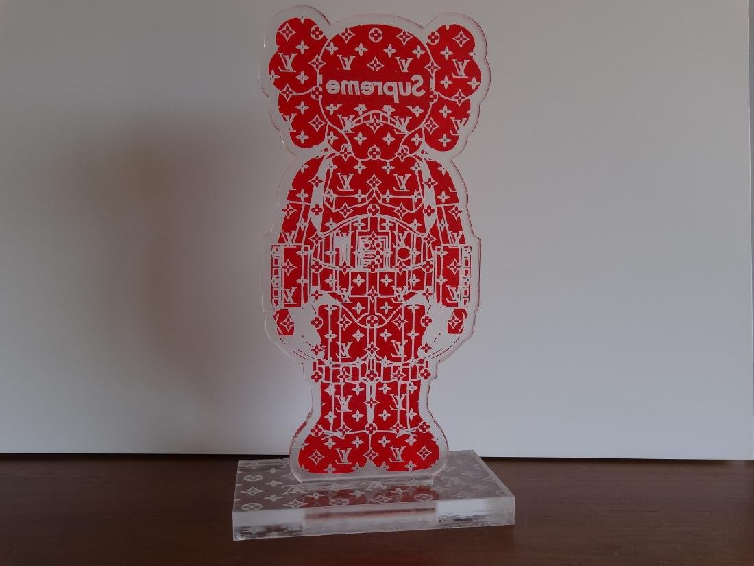 KAWS Supreme Louis Vuitton Stormtrooper - 6