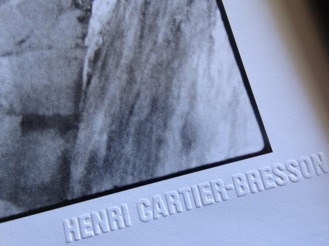 HENRI CARTIER-BRESSON - 2