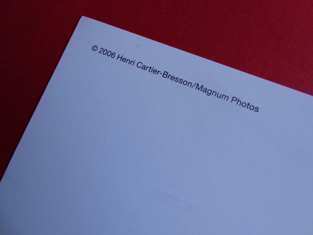 HENRI CARTIER-BRESSON - 3