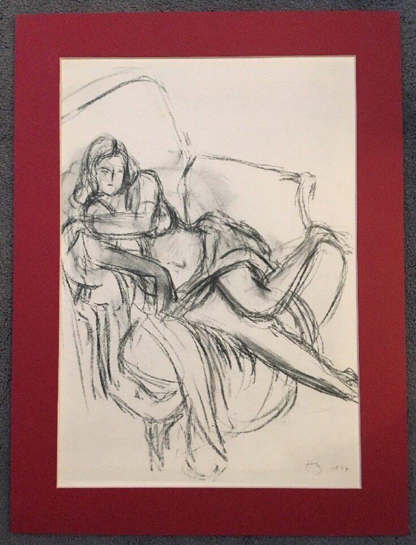 Henri Matisse, Lithograph - 2