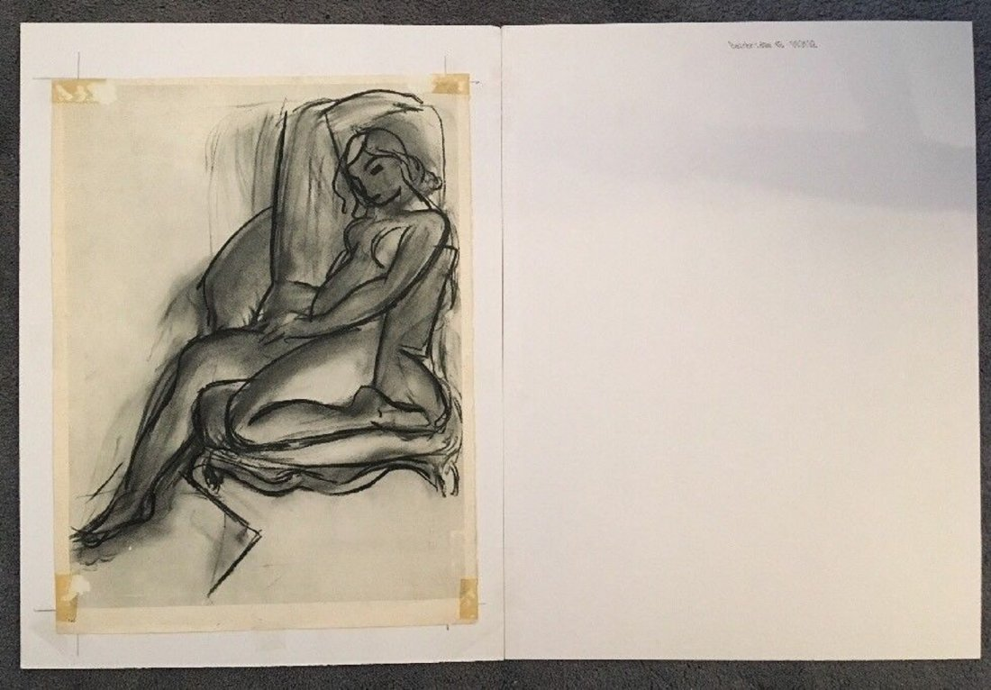 Henri Matisse, Lithograph - 5