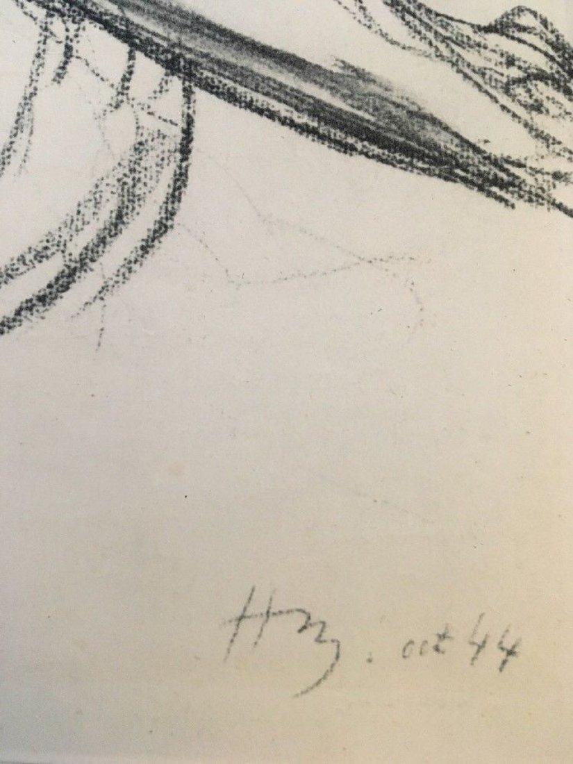 Henri Matisse, Lithograph - 7