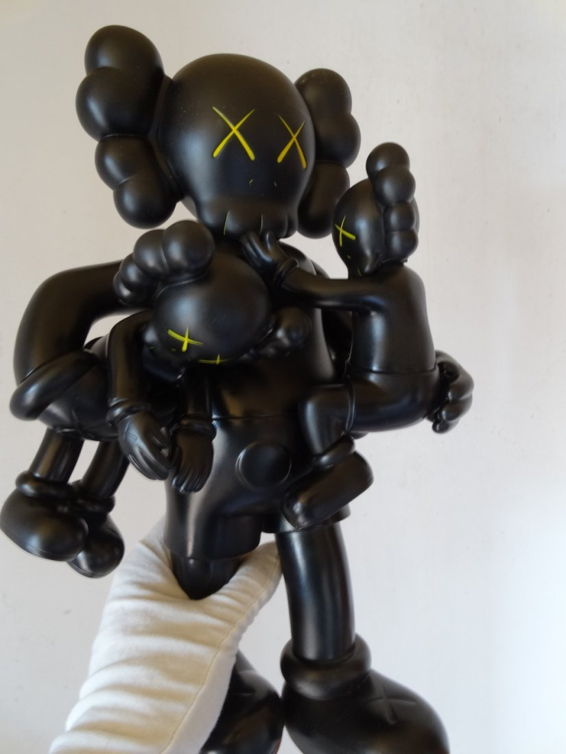 Kaws, Original Fake CLEAN SLATE - 2