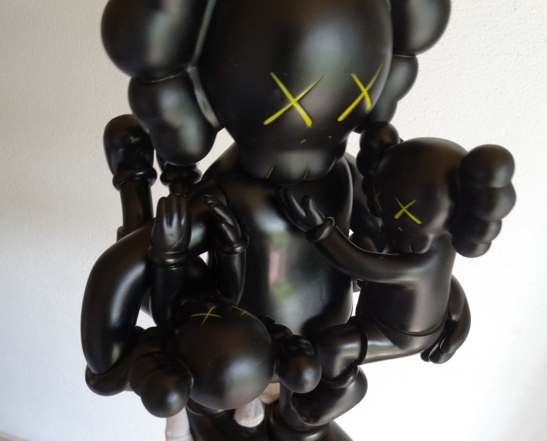 Kaws, Original Fake CLEAN SLATE - 4