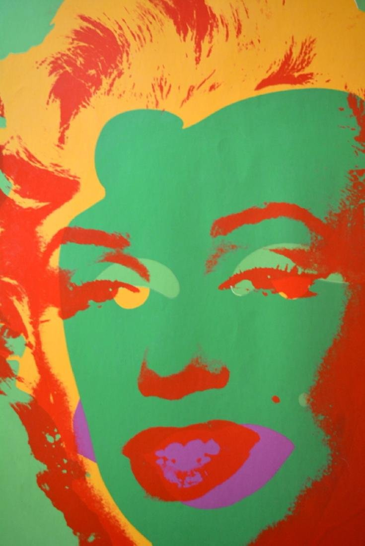 Andy Warhol, Marilyn 1967, hand signed - 7