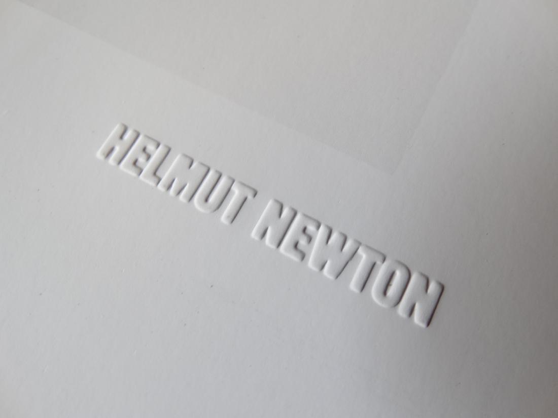 HELMUT NEWTON - 7