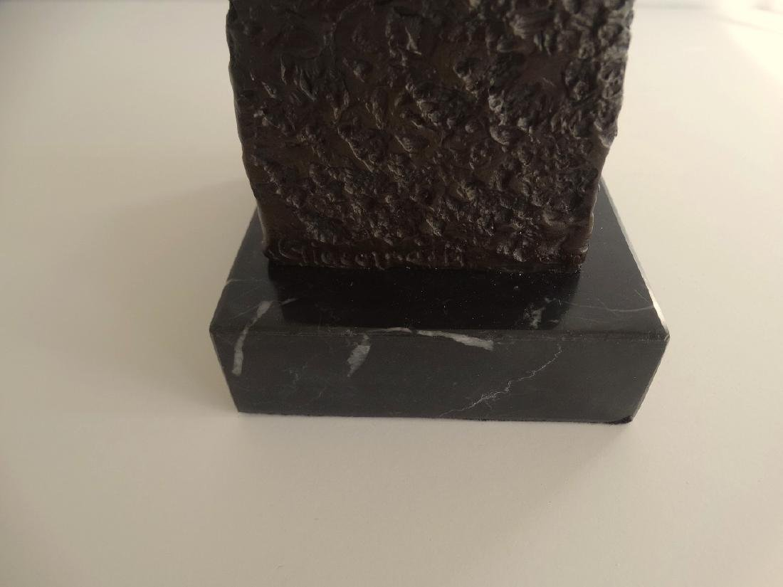 Alberto Giacometti, signed bronze sculpture - 4