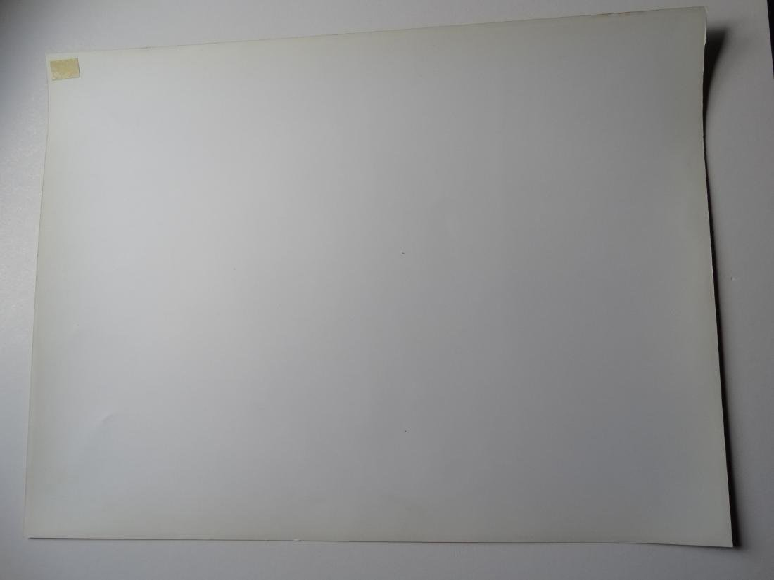 Salvador Dali, old photograph, 1970 - 3