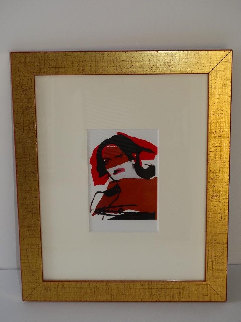 Andy Warhol hand signed- Ladies and Gentlemen - 4