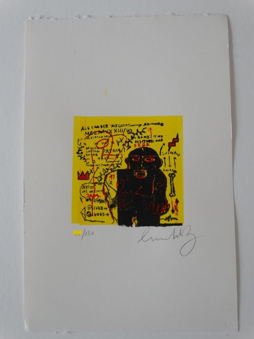 Jean-Michel Basquiat - 4