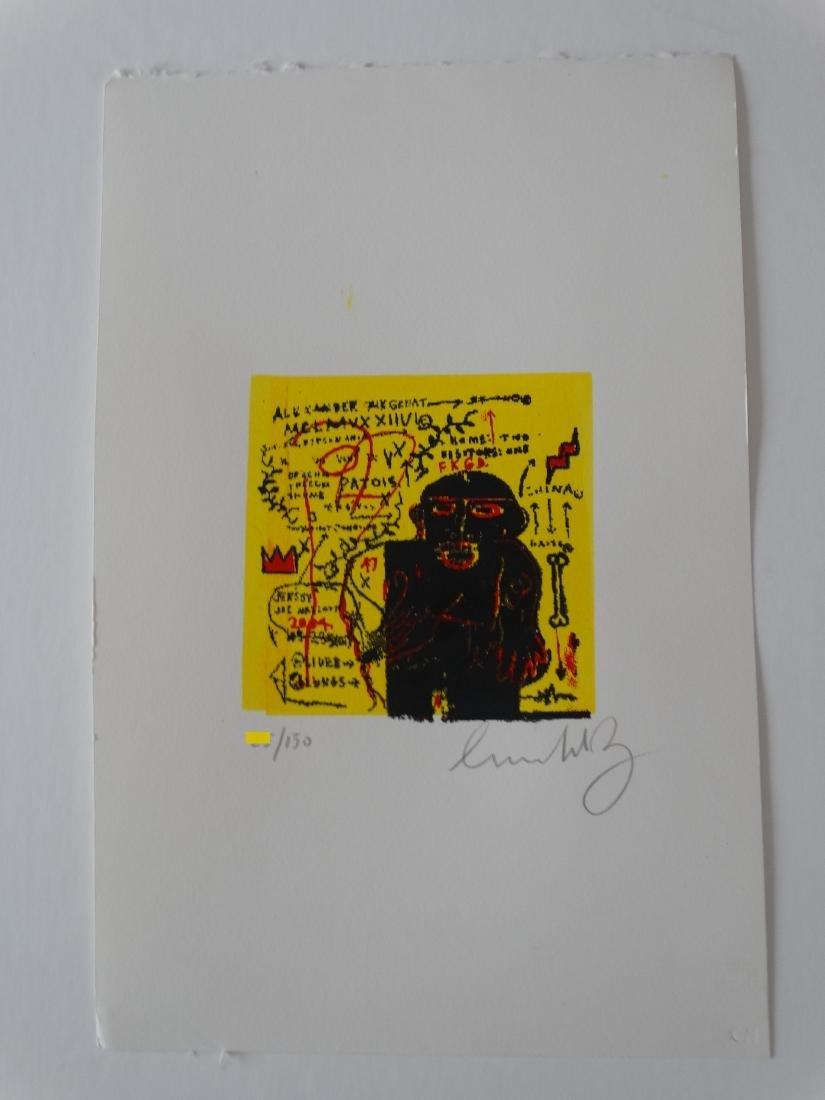 Jean-Michel Basquiat - 8