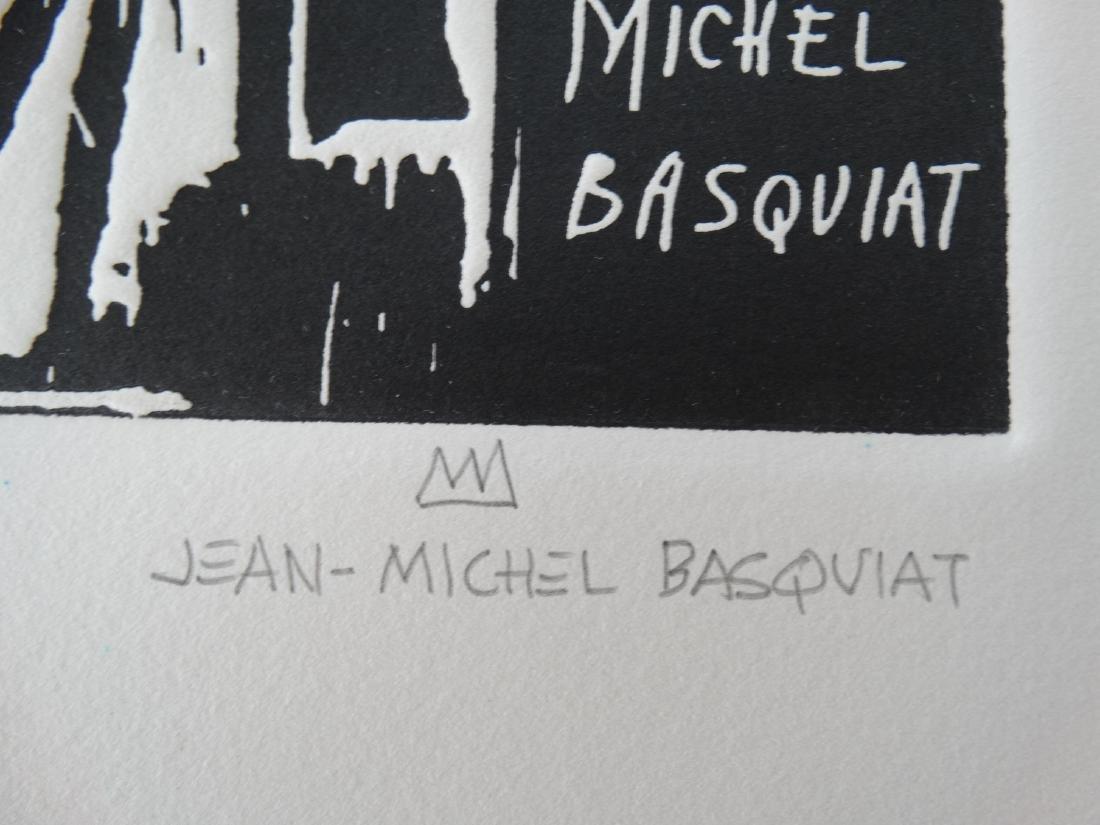 JEAN-MICHEL BASQUIAT - 2