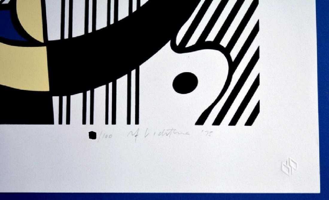 Roy Lichtenstein ,To Max Ernest - 2