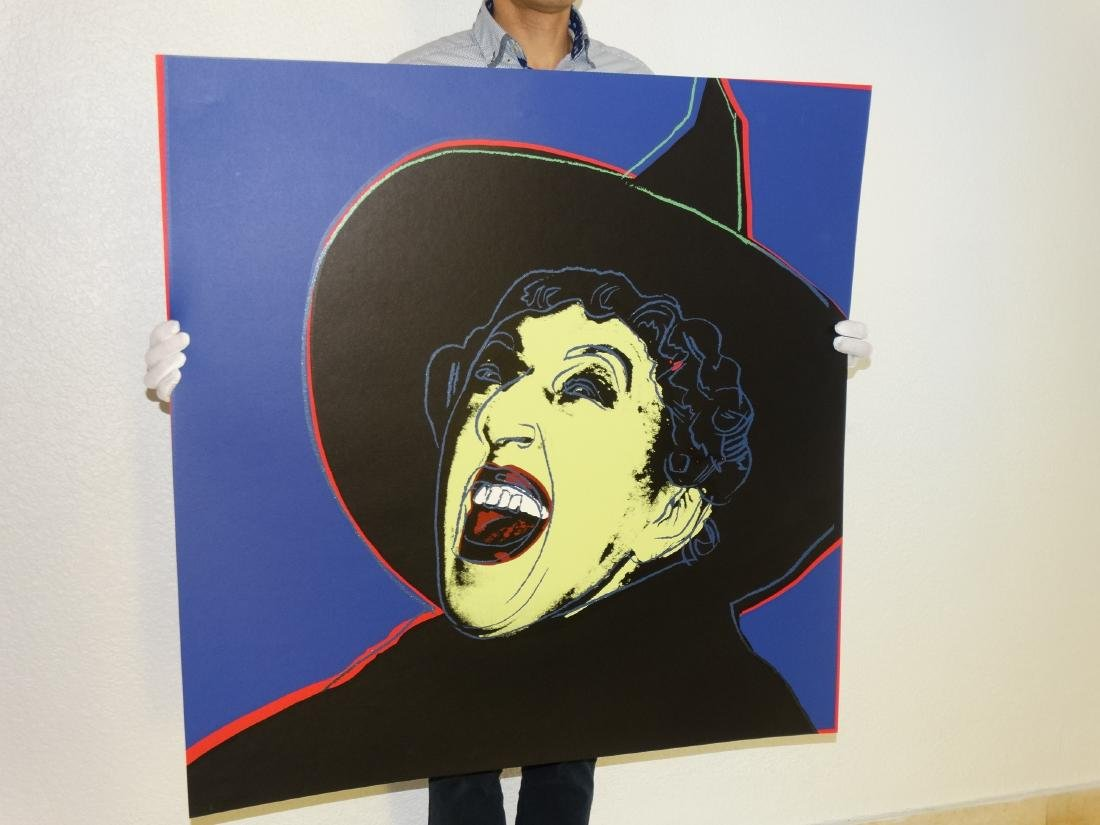 Andy Warhol, Witch Screenprint