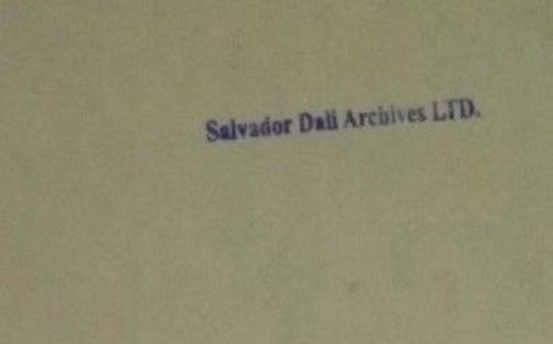 SaIvador Dali , Drawing - 2