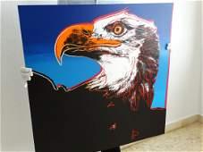 Andy Warhol (American, 1928-1987) Eagle