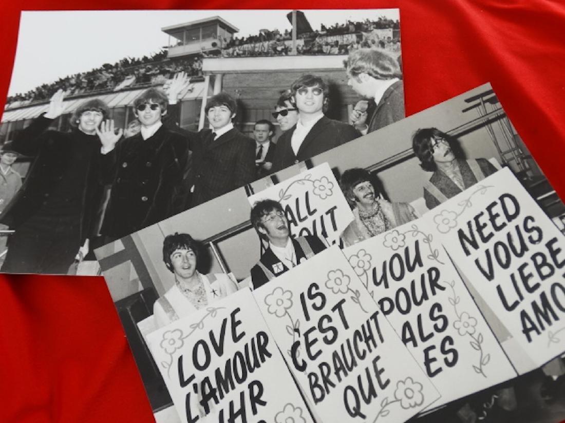 The Beatles 2 Original Photograph - 2