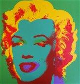Andy Warhol- Marilyn