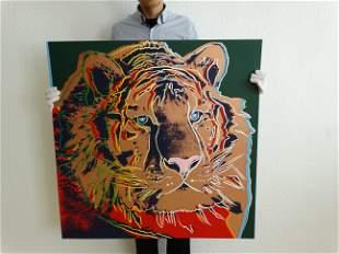 Andy Warhol,Siberian Tiger, 1983