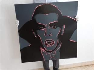 Andy Warhol, Dracula, diamond dust