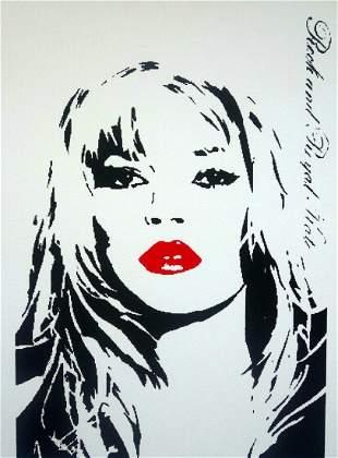 Andy Warhol, Limited edition silkscreen serigraph,