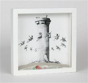 Banksy - Walled Off Hotel - Multiple
