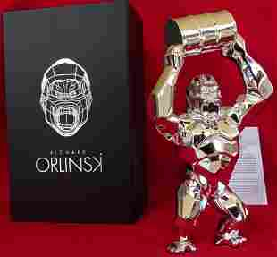 Richard Orlinski (1966) -Kong sculpture