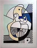 Roy Lichtenstein 19231997 Homage to Max Ernst 1975