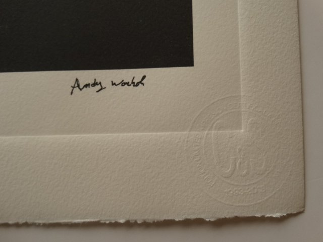 ANDY WARHOL - 5