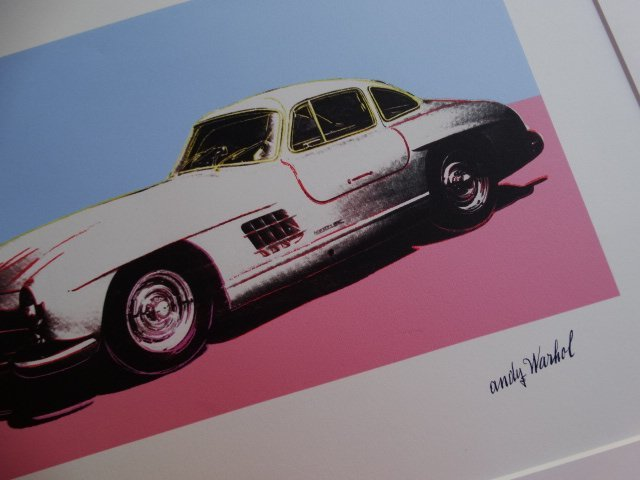 ANDY WARHOL, CLASSIC CAR