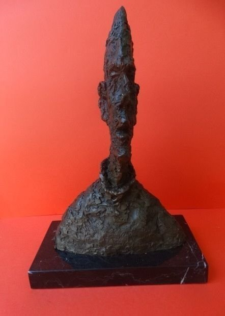 Alberto Giacometti (after), sculpture- Untitled - 4