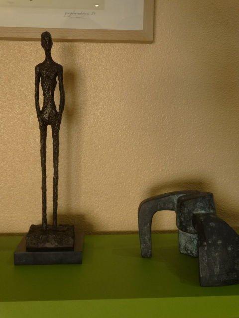Alberto Giacometti, signed