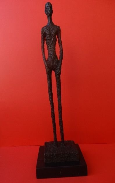 Alberto Giacometti, signed - 4