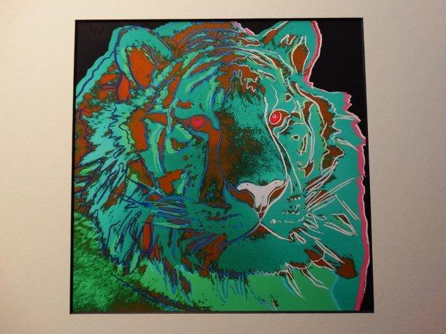 ANDY WARHOL,  1987 -ART BASEL - 2