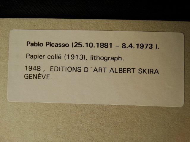 Pablo Picasso, 1948 - 2