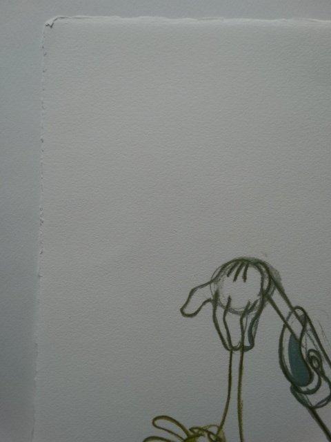 Walt Disney, signed lithograph - 4