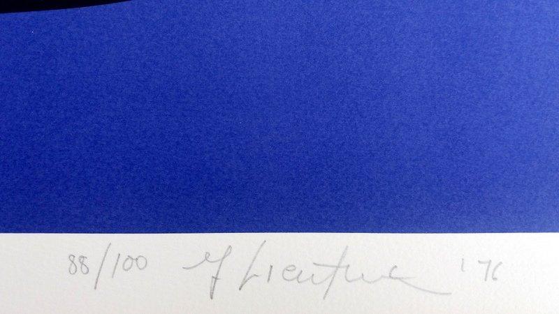Roy LICHTENSTEIN (1923-1997) Title : Huh? - 2