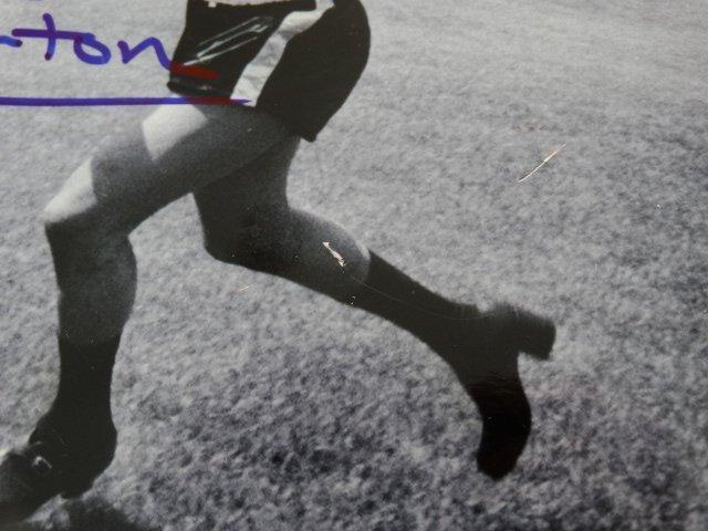 Muhammad Ali & Ken Norton -Hand signed- 2 COAs - 3