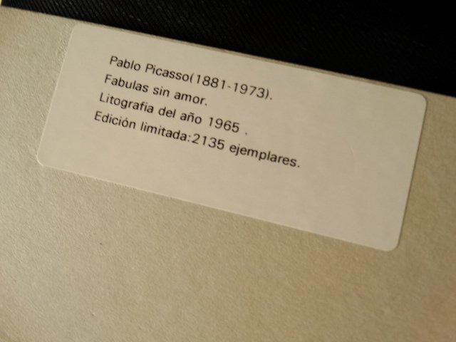 Pablo Picasso, 1965 - 3
