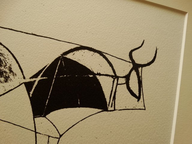 Pablo Picasso, 1986