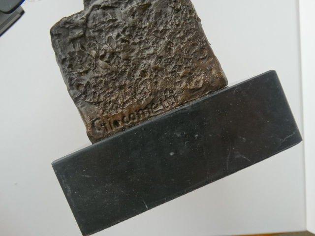 Alberto Giacometti, signed bronze sculpture - 2