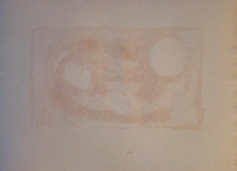 Marc chagall.Le Repós. 1968. - 4